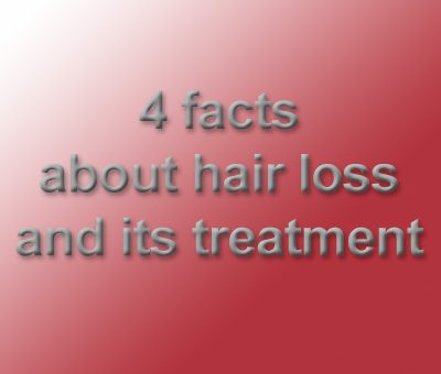 Male pattern baldness curiosity: 4 facts about hair loss and its treatment