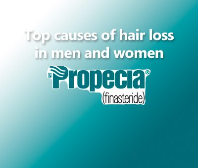 Top causes of hair loss in men and women